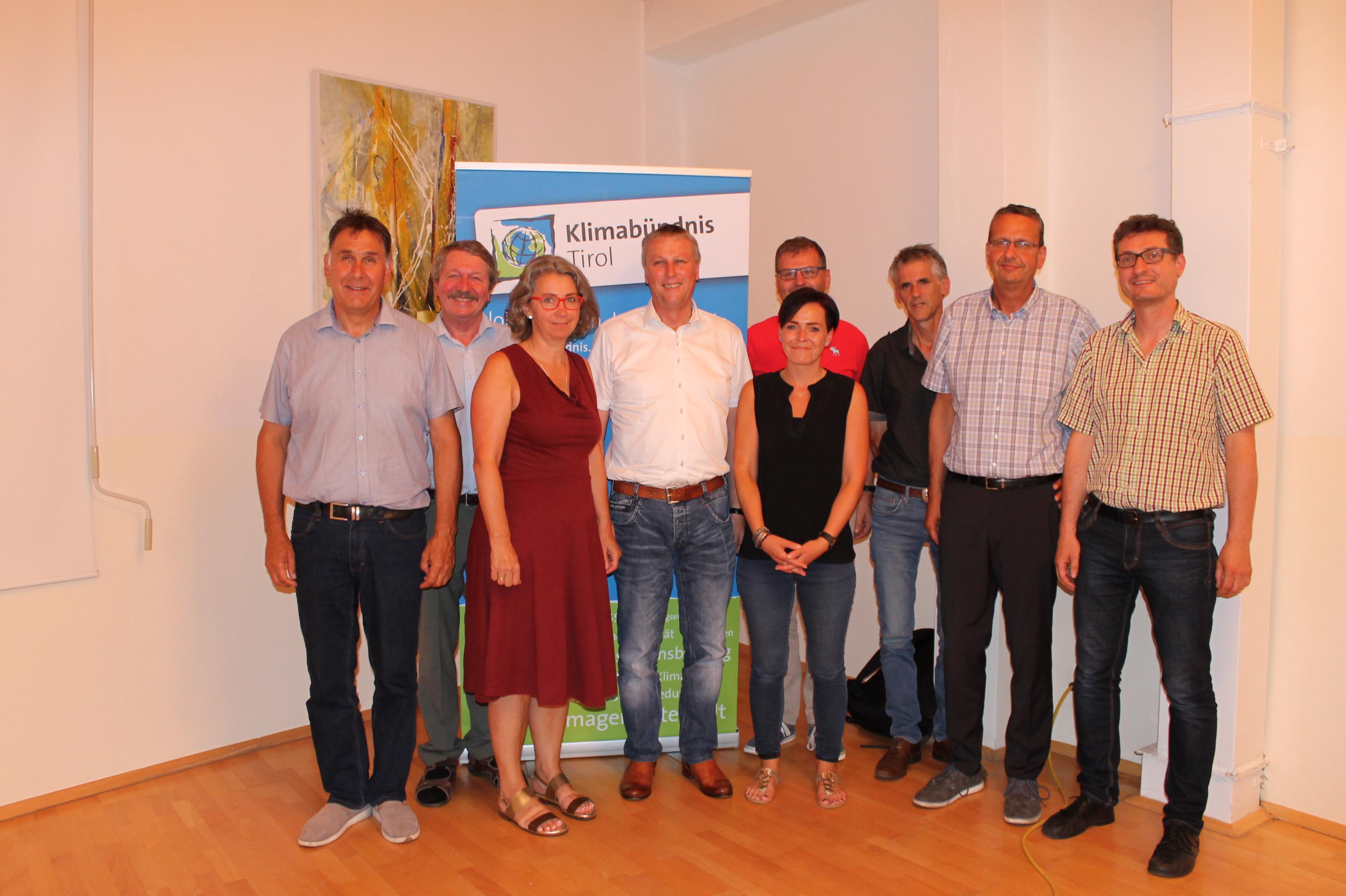 20 Jahre e5- und - Gemeinde Dlsach in Osttirol